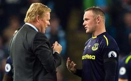 """Ghi bàn liên tục, Rooney không thể cứu thầy khỏi """"máy chém"""""""