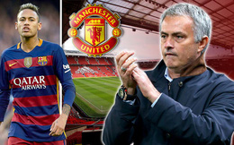 """Gọi Neymar là """"chuyện viển vông"""", Mourinho khiến Barca lo lắng"""