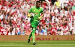 Với siêu dự bị, Man United có mất De Gea cũng chẳng phải lo