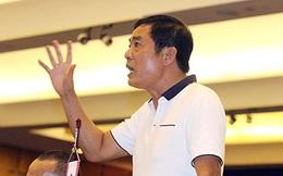 """Chủ tịch CLB Hải Phòng Trần Mạnh Hùng: """"BLV ngồi bàn nhựa tường thuật không phải là lỗi chúng tôi"""""""