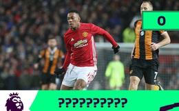 """Con số biết nói: """"Tội đồ ngầm"""" khiến Man United lạc bước"""