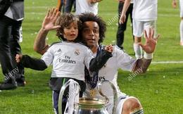 Marcelo: Nghèo đói, suýt thành trộm cắp và thủ lĩnh Real Madrid