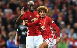 """Quên Pogba đi, Fellaini mới là """"tay chơi"""" số một Man United về tóc"""