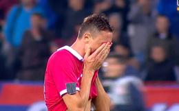Matic khóc nức nở khi lần đầu dự World Cup