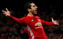 """""""Bông hoa đỏ"""" thành Manchester biến lời tiên tri của Mourinho thành sự thật"""