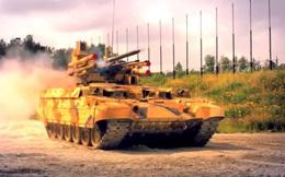 """""""Kẻ hủy diệt"""" BMPT-72, tên lửa Kh-101 Nga ra trận ở Syria: Những đòn tấn công khủng khiếp"""