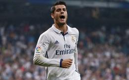 """Alvaro Morata: Bị Man United """"vồ hụt"""" hóa ra lại là may mắn"""