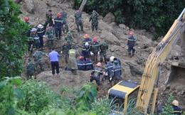 Tìm thấy một phần thi thể nạn nhân thứ 14 trong vụ sạt lở kinh hoàng ở Hoà Bình