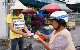 Sự thật về chàng trai 25 tuổi đeo tấm bảng trước ngực mời mua vé số ở Sài Gòn