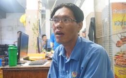 Gặp tài xế lái xe tông sập cửa nhà cháy ở Sài Gòn để cứu người