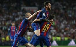 """""""Con quái vật"""" trong Messi có buồn khi Real chơi quá tệ?"""