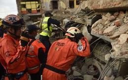 Mexico lại xảy ra động đất mạnh, công tác cứu hộ phải tạm ngừng