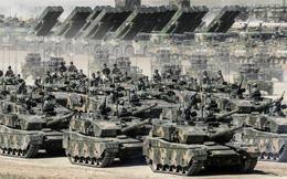 """""""Duyệt binh tại sa trường"""" - Trung Quốc gửi thông điệp cứng rắn tới Ấn Độ?"""