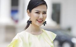 Hoa hậu Thu Thủy trẻ trung, xinh đẹp ở tuổi 41