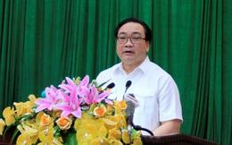 Bí thư Hà Nội: Phá dỡ vi phạm trật tự xây dựng là vấn đề lớn