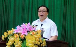 """Bí thư Thành ủy Hà Nội: Giành lại vỉa hè, """"có quận, huyện làm hơi quá"""""""