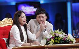 Trấn Thành giàn giụa nước mắt nghe Thanh Hằng kể về cuộc đời bị chồng đánh, tới mức tự tử