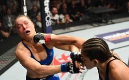 'Độc cô cầu bại' Ronda Rousey mặt biến dạng, bị hạ đo ván sau 48 giây
