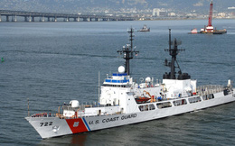 Việt Nam nhận tàu tuần tra Mỹ