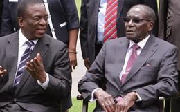 Ông Mugabe ngậm ngùi dự lễ nhậm chức của tân Tổng thống Zimbabwe