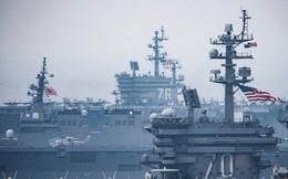 Mỹ - Nhật - Ấn tập trận hải quân, Trung Quốc cảnh cáo 'chớ quấy rối'