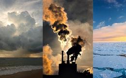 Con người đang làm khí hậu biến đổi nhanh gấp 170 lần so với tự nhiên