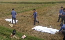 Băng qua đường sắt không quan sát, xe máy bị tàu hoả đâm trúng khiến 3 người tử vong