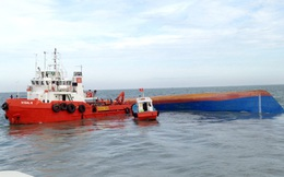 """Vụ chìm tàu, 9 người mất tích: """"Tàu chìm quá nhanh, có thể thuyền viên không thoát ra kịp"""""""