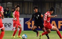 Thái Lan thảm bại 0-9 trước Triều Tiên, khiến cả xứ Chùa Tháp bàng hoàng