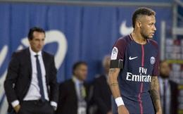 Cuộc chiến Neymar- Emery chỉ kết thúc khi có người chiến thắng