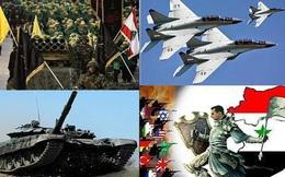 Nga nắm chắc Syria-Lebanon, độc bá Trung Đông-Địa Trung Hải