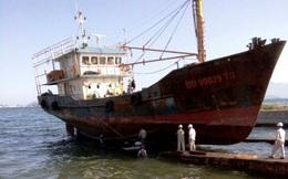 Đã sửa xong 8 tàu vỏ thép ở Bình Định