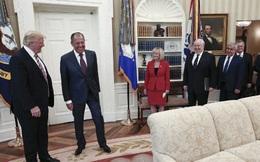 Nghi án Nga cài 'con bọ' nghe lén vào phòng Bầu Dục ở Nhà Trắng