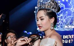 Tân Hoa hậu Đại dương 2017: Tôi tổn thương vì ảnh chế, nhan sắc thực của tôi không xấu tệ đến vậy!