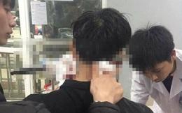 Thanh niên 19 tuổi bị dao nhọn đâm xuyên gáy ở Bắc Giang