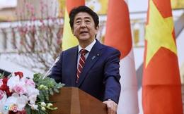 Thủ tướng Abe: Nhật sẽ đóng tàu tuần tra mới cho Việt Nam