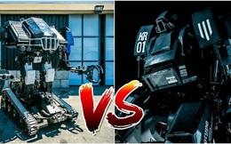 """Đại chiến robot có thật nổ ra giữa Nhật và Mỹ, """"quái vật"""" Tôn Ngộ Không lỡ cơ hội vàng"""