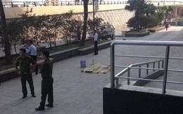 Hà Nội: Người phụ nữ nhảy từ tầng 5 toà nhà 14 tầng xuống đất tử vong