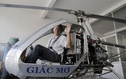 Cha đẻ máy bay, tàu ngầm Việt: Để không còn buồn