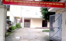 Bí thư Tỉnh ủy Ninh Bình chỉ đạo xác minh, xử lý vụ Giám đốc Sở tát lái xe