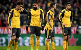 """Fan Arsenal đua nhau """"trở mặt"""" sau thảm bại của đội nhà"""