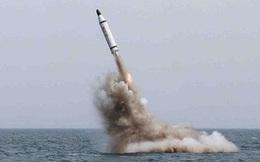 Triều Tiên sắp phóng tên lửa đạn đạo từ tàu ngầm sau 2 năm hoàn thiện
