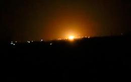 Sân bay thủ đô Damascus (Syria) rung chuyển vì hàng loạt vụ nổ