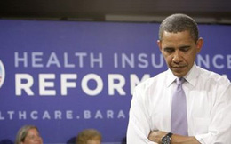 Tổng thống Obama chưa rời Nhà Trắng, 'con đẻ' sắp bị 'xử trảm'