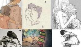 Thích được ôm theo kiểu nào nhất? Điều đó sẽ nói lên bản thân bạn