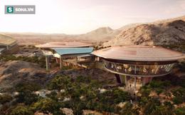 """Oman xây dựng """"vườn địa đàng"""" ngay giữa sa mạc nóng bỏng"""