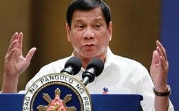 Ông Duterte kêu gọi ném bom diệt phiến quân, tội phạm bắt cóc