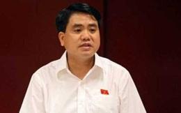 """Chủ tịch Nguyễn Đức Chung: """"Không thể trồng xà cừ cổ thụ trên các tuyến phố"""""""