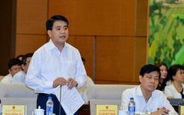 Chủ tịch Nguyễn Đức Chung nhận trách nhiệm chậm xử lý sai phạm nhà 8B Lê Trực