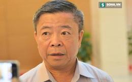 Thường vụ Quốc hội họp kín việc cho thôi ĐBQH với ông Võ Kim Cự